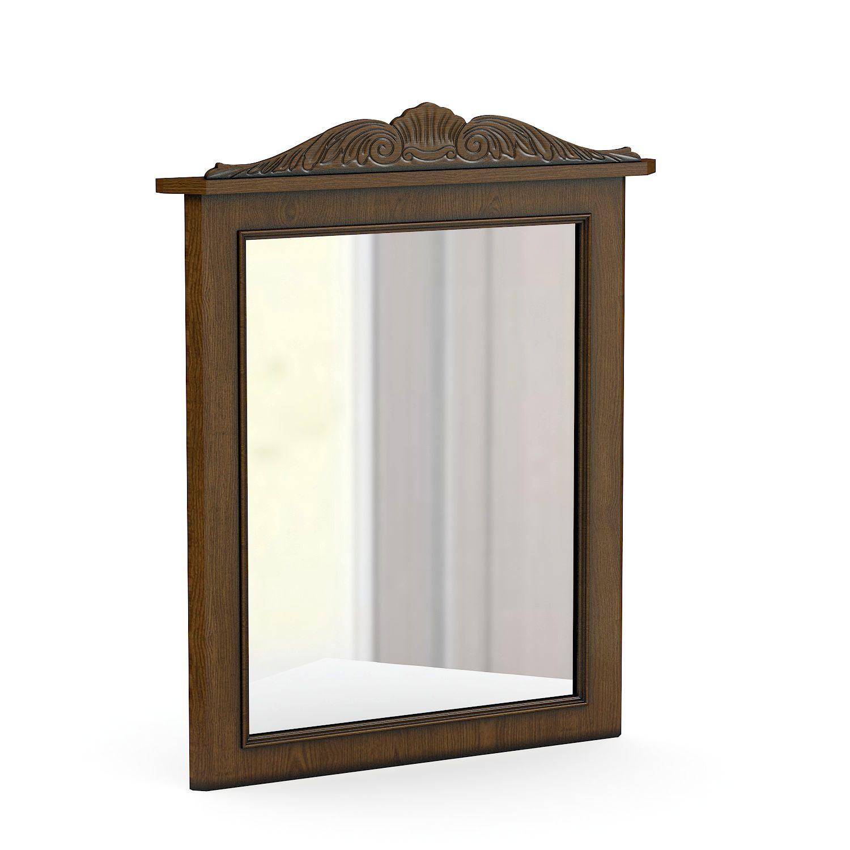 Купить зеркало из массива №1