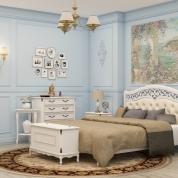 спальная_белый цвет